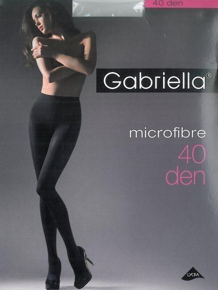 Gabriella Rajstopy mikrofibra rozmiar 4 40 DEN - Rajstopy mikrofibra rozmiar 4 40 DEN Neutro