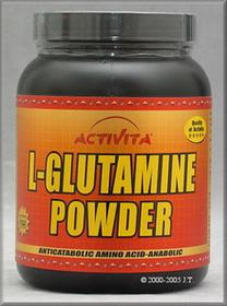 Activita L-glutamina 500 g