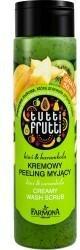 Farmona Tutti Frutti Kiwi & Karambola - Kremowy peeling myjący do ciała 250ml