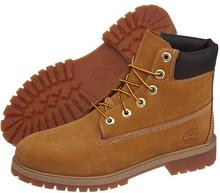 Timberland Buty 6 IN Premium 12909 (TI4-a) brązowy