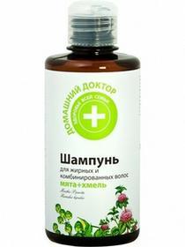 Green Pharmacy Szampon Mięta i Chmiel do tłuste, 7011951