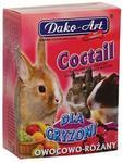 Dako-Art Coctail owocowo-różany dla gryzoni 75g