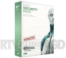 Eset Security Pack (3 stan. / 2 lata) - Nowa licencja