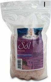Sól himalajska różowa gruba 1 kg