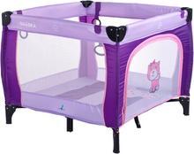 Caretero IKS 2 kojce Quadra Purple
