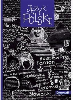 Dan-Mark BRULION A5/80K LINIA POLSKI ZE ŚCIĄGĄ 069124
