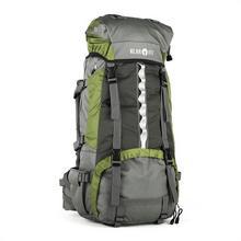 Klarfit Heyerdahl plecak trekkingowy 70L system X-Transition ładowany od góry zielony BP1-Heyerdahl-G