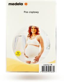 Medela Pas ciążowy - rozmiar M, kolor czarny