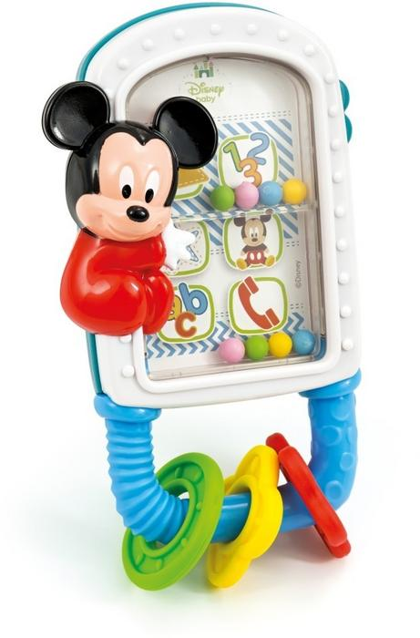 Clementoni Myszka Miki smartfon gryzak