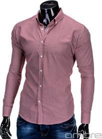 Ombre Clothing CZERWONA