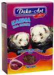 Opinie o Dako-Art Pokarm dla fretki 360g