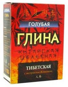 Fitokosmetik Glinka niebieska chińska tybetańska 100g