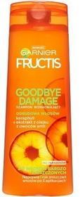 Garnier Fructis Goodbye Damage szampon wzmacniający do włosów bardzo zniszczonych 400 ml