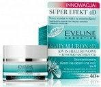 Eveline Cosmetics BioHyaluron 4D krem na dzień i na noc 40+ SPF 8 50ml