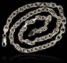 Łańcuszek srebrny Łańcuch Ł 119/0 52.2g 50 cm (Ł 119/0 52.2g 50 cm)