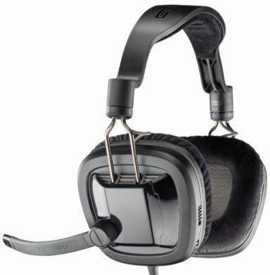 Plantronics GameCom 380 czarne
