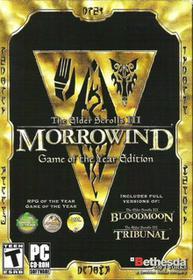 The Elder Scrolls III: Morrowind GOTY PC