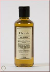 Khadi Ajurwedyjski Olejek Przeciwzmarszczkowy 210ml