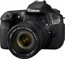 Canon EOS 60D + 18-135 IS kit