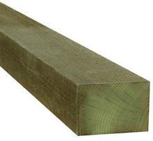Blooma Legar drewniany sosna 2400 x 38 x 62 mm zielony