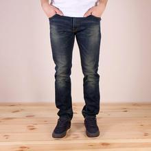 Volcom Spodnie jeansowe Vorta High Jean - Wrecked Indigo