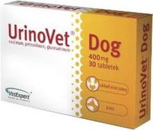 VetExpert UrinoVet Dog 30 tabletek