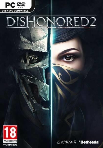 Dishonored 2 PC  Klucz + DLC + BONUS! MV0005268