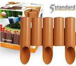 Opinie o CELLFAST Palisada ogrodowa 5 STANDARD 14,5cmx2,3m