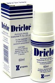 Stiefel Driclor roztwór przeciw nadmiernej potliwości 20ml