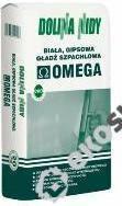 Dolina Nidy Gipsowa Gładź szpachlowa biała OMEGA 20kg DN-GLGO-20
