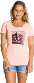 Roxy T-shirt damski GOOD LOOKING FLAG D MGE0