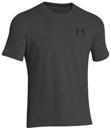 Under Armour T-shirt terMoaktywna Charged Cotton Sportstyle szary K/R 1257616