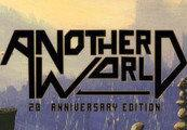 Another World 20th Anniversary Edition Steam Gift PC