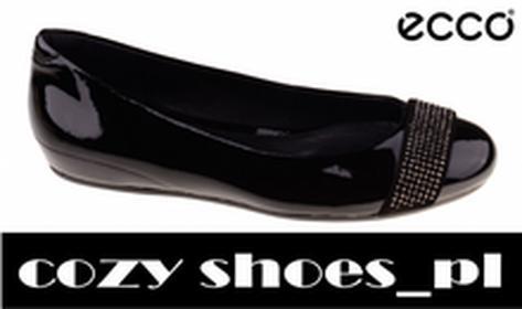 Ecco OWANDO Lekkie i uniwersalne baleriny Owando to buty damskie, które zostały stworzone z myślą o kobietach ceniących sobie połączenie ponadczasowej elegancji z funkcjonalnością. Ze względu n