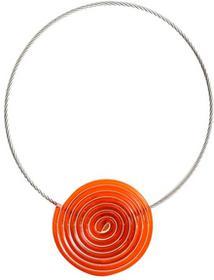 Upinacz okrąg ślimak magnes pomarańczowy