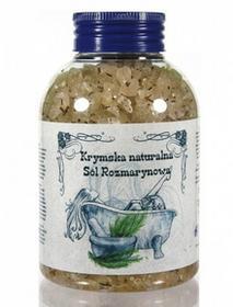 Remedium Natura sól z Morza Czarnego Rozmarynowa, 100 % Naturalna, Sól Morska 20