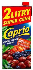 Tymbark Napój Caprio jabłko aronia wiśnia 2 l