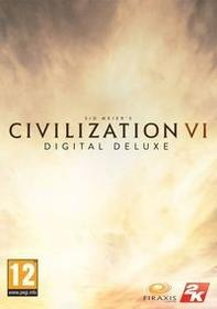 Sid Meiers Civilization VI Digital Deluxe (PC) PL STEAM