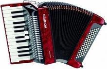 Hohner Bravo II 60 RD - akordoen klasyczny