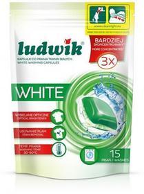 Ludwik Inco Kapsułki do prania white (15 sztuki)