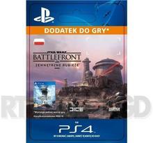 Star Wars Battlefront Zewnętrzne Rubieże DLC PS4 [kod aktywacyjny]