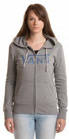 Vans Authentic Zip szary Heather XS
