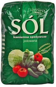 INNE Sól kamienna jodowana spożywcza 1 kg Kłodawa