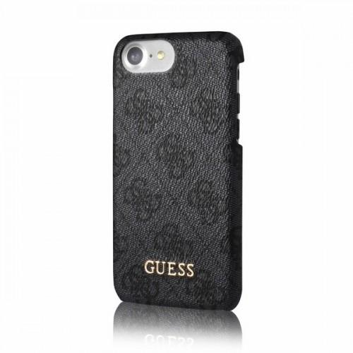 Guess Etui GUHCP74GG hardcase iPhone 7 szary 4G UPTOWN