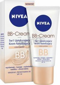 Nivea BB Cream 5w1 Krem upiększająco-nawilżający cera jasna 50ml