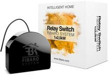 Fibaro 1x2,5 kW przełącznik podtynkowy z-wave