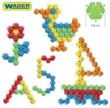 Wader Klocki puzzle 48 el. okrągłe zabawki do piaskownicy 41620 35512