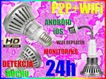 Opinie o UKRYTA KAMERA ŻARÓWKA WiFi P2P HD720 Android iOS Easy