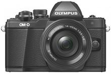 Olympus OM-D E-M10 Mark II + 14-42mm czarny