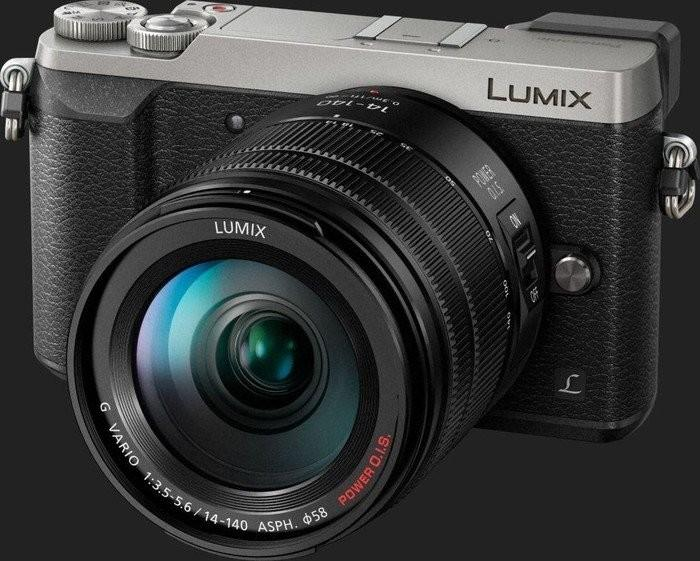 Panasonic Lumix DMC-GX80 + 14-140mm